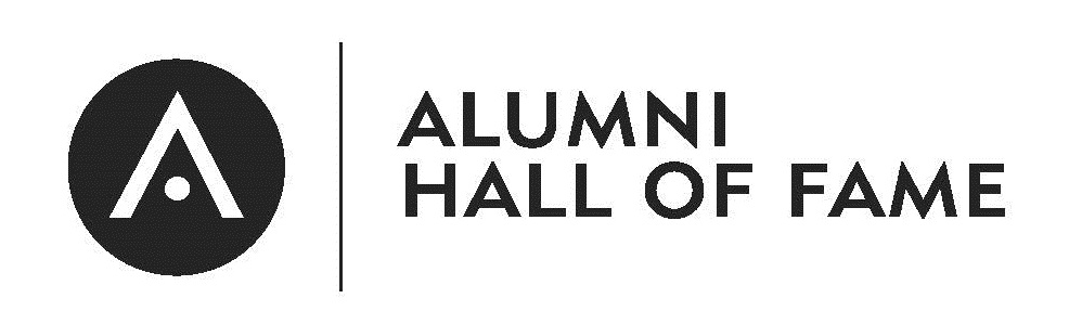 alumni hall of fame logo